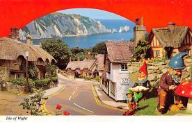 top022931 - Elves Post Card