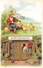 top022939 - Elves Post Card