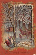 top022995 - Elves Post Card