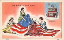 top023379 - Flags Post Cards