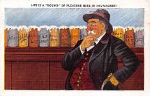 top023543 - Beer Brewery / Distillery Post Card
