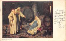 top023863 - Alcohol Post Card