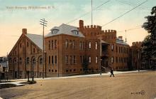 top024119 - Armory Post Card