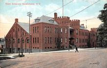 top024129 - Armory Post Card