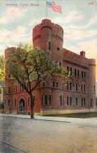 top024135 - Armory Post Card