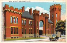 top024137 - Armory Post Card