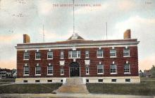 top024151 - Armory Post Card