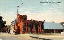 top024155 - Armory Post Card