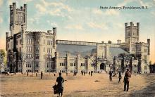 top024157 - Armory Post Card
