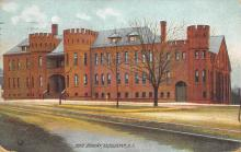 top024159 - Armory Post Card