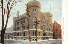 top024163 - Armory Post Card