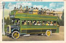 top024215 - Buses Post Card
