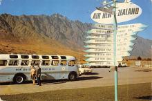 top024277 - Buses Post Card