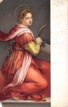 top024299 - Stengel Publishing of Art Post Card