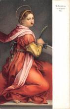 top024301 - Stengel Publishing of Art Post Card