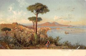 top024319 - Stengel Publishing of Art Post Card
