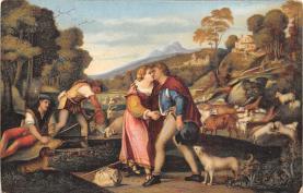 top024337 - Stengel Publishing of Art Post Card