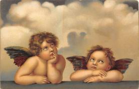 top024349 - Stengel Publishing of Art Post Card