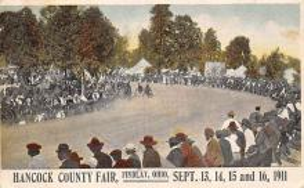 top024505 - County Fairs Post Card