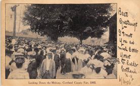 top024517 - County Fairs Post Card