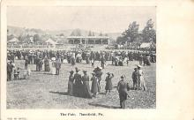 top024523 - County Fairs Post Card