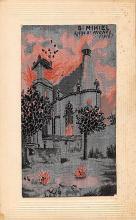 top024569 - Silk Post Card