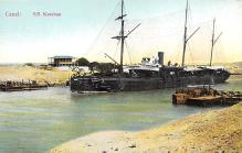 top024625 - Canals Foreign Post Card