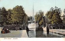 top024715 - Canals Foreign Post Card