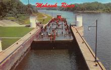 top024719 - Canals USA Post Card