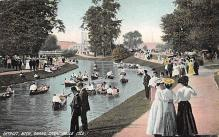 top024745 - Canals USA Post Card