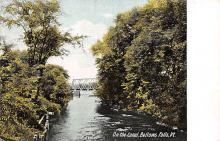 top024795 - Canals USA Post Card