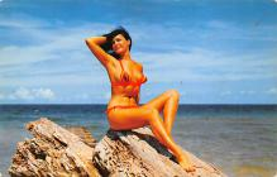 top024943 - Bathing Beauty Post Card