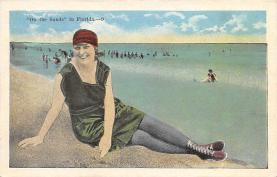top024945 - Bathing Beauty Post Card