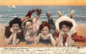 top024949 - Bathing Beauty Post Card