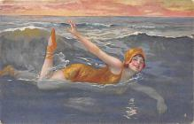 top024989 - Bathing Beauty Post Card