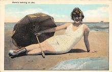 top024991 - Bathing Beauty Post Card