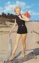 top025007 - Bathing Beauty Post Card