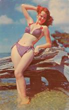 top025011 - Bathing Beauty Post Card