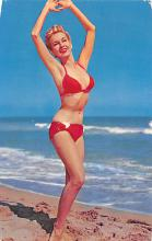 top025019 - Bathing Beauty Post Card