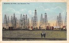 top025083 - Oil Wells Post Card