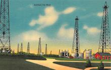 top025099 - Oil Wells Post Card