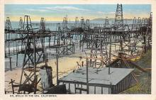 top025101 - Oil Wells Post Card