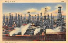 top025103 - Oil Wells Post Card