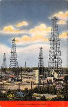 top025109 - Oil Wells Post Card