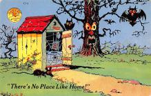 top025125 - Outhouses Post Card