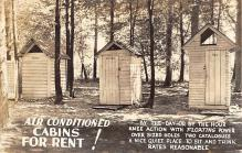 top025149 - Outhouses Post Card