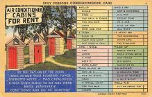 top025151 - Outhouses Post Card