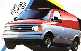 top025711 - Trucks / Buses /  Vans Post Card