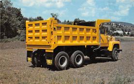 top025719 - Trucks / Buses /  Vans Post Card
