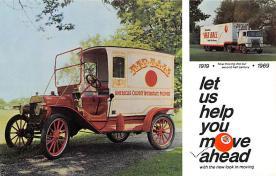 top025721 - Trucks / Buses /  Vans Post Card
